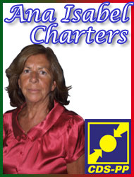 Ana Isabel Charters - CDS-PP - Sabugal