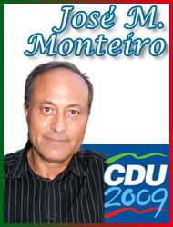 José Manuel Monteiro - CDU