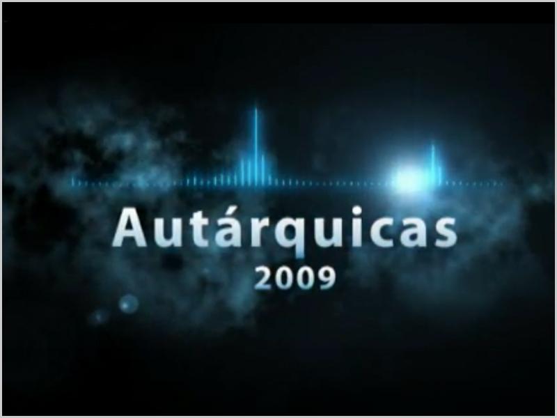 Autárquicas 2009 - LocalVisãoTv