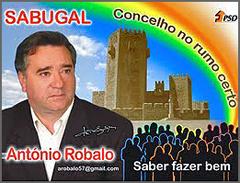 António Robalo - PSD - Sabugal