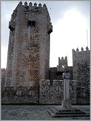 Castelo de Cinco Quinas - Sabugal