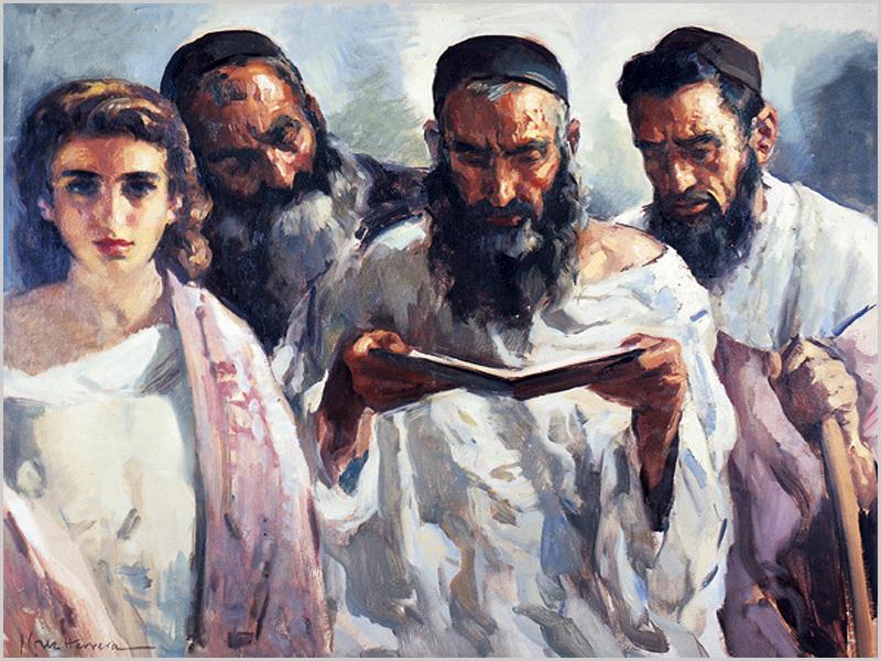 Família de judeus