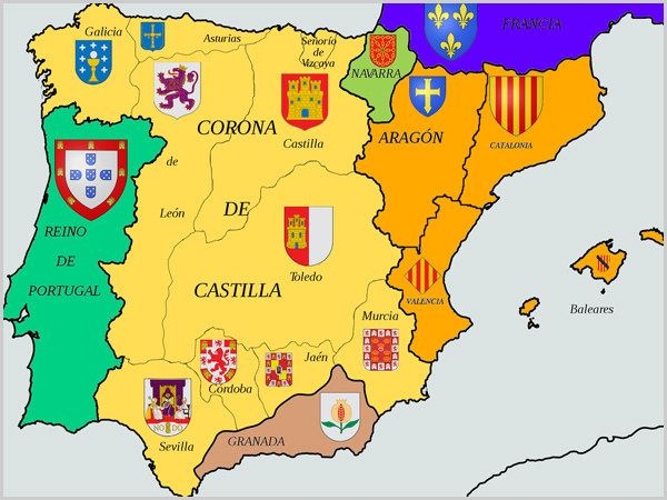 Reinos da Península Ibérica