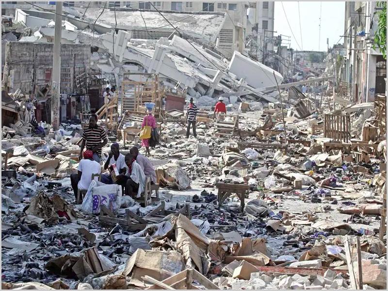 Terramoto no Haiti - drama para uma das populações mais pobres do planeta - capeiaarraiana.pt