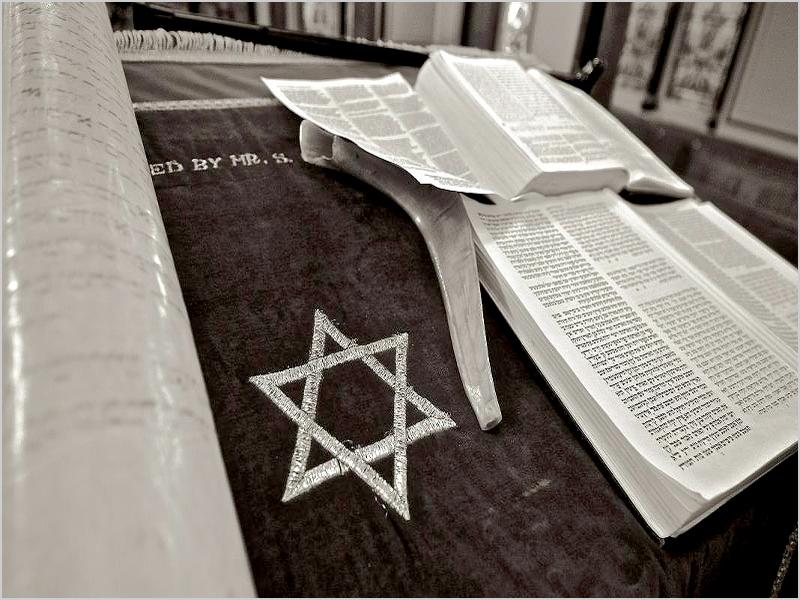 Livro sagrado dos judeus