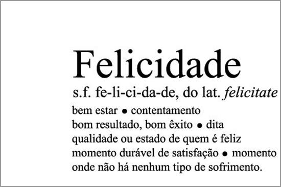 Felicidade - Capeia Arraiana