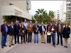 Delegação Turismo Serra da Estrela em Israel