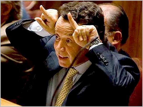 Manuel Pinho na Assembleia da República