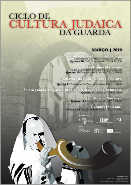 Ciclo de Cultura Judaica - TMG - Guarda - 2010 - Capeia Arraiana