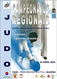 Campeonatos Regionais de Judo na Guarda