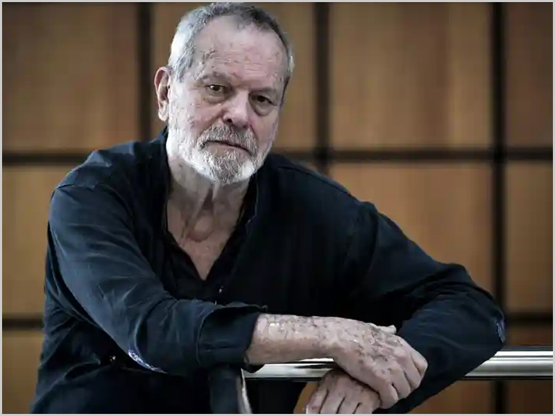 Realizador Terry Gilliam