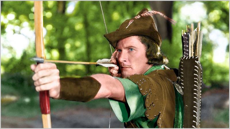 Robin dos Bosques - Robin Hood - capeiaarraiana.pt