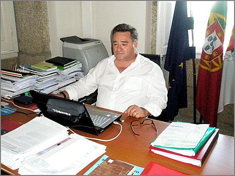 Grande Entrevista - António Robalo - Presidente - Câmara Municipal Sabugal - Capeia Arraiana