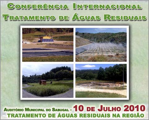 Aquacôa - Conferência Internacional Tratamento Águas Residuais