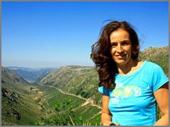 Elisabete Jacinto - Vale Glaciar do Zêzere - Manteigas