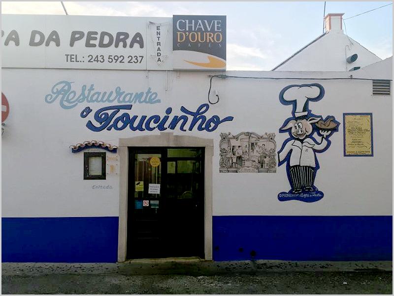 Restaurante «O Toucinho» em Almeirim - Sopa da Pedra