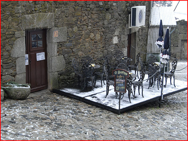 Café O Bardo no Sabugal