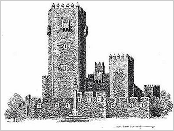 Castelo das CInco Quinas do Sabugal