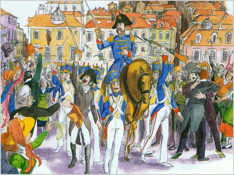 Revolução liberal no Porto em 1820 - capeiaarraiana.pt