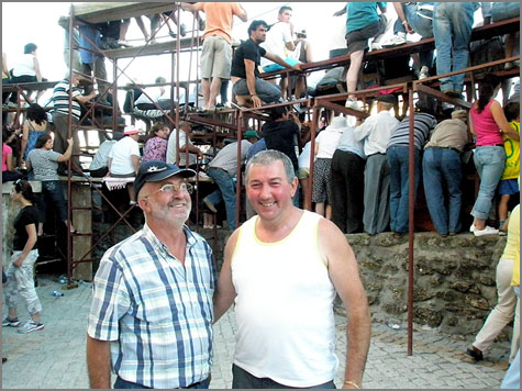 Manuel Luís e Paulo Adão - Aldeia do Bispo