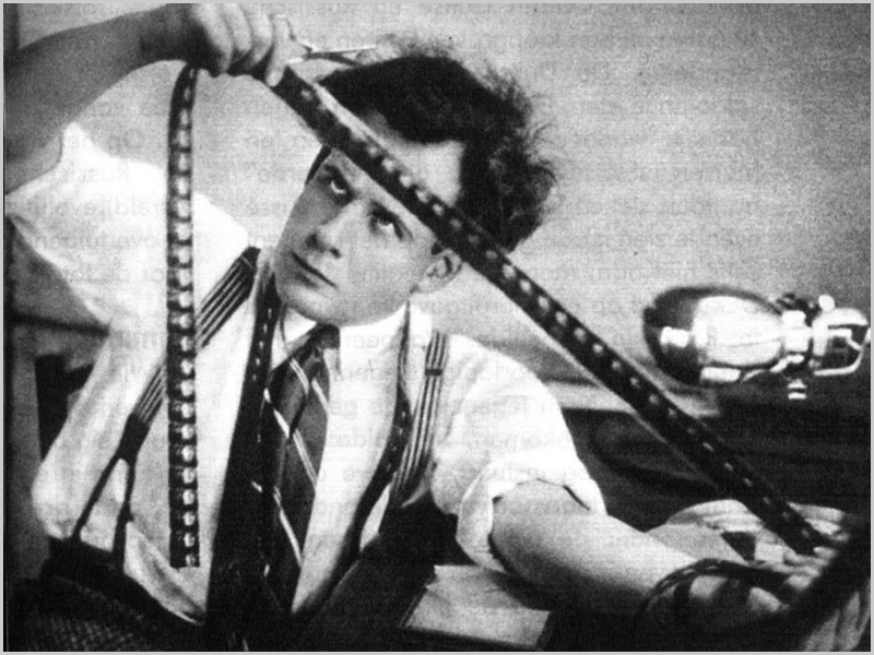 Realizador Sergei Eisenstein