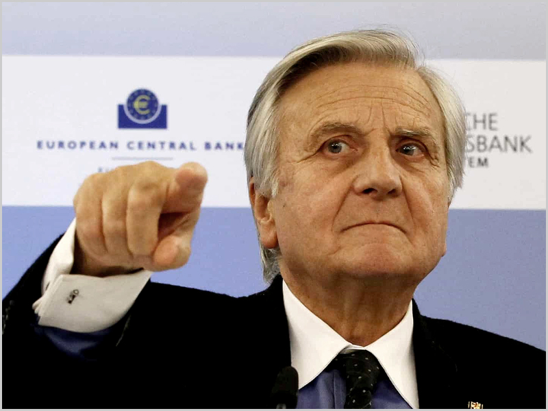Jean Claude Trichet - capeiaarraiana.pt