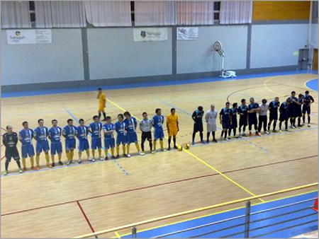 Futsal - Rapoula Côa - Seia