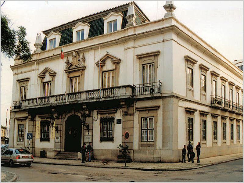 Sede da CCDR Algarve