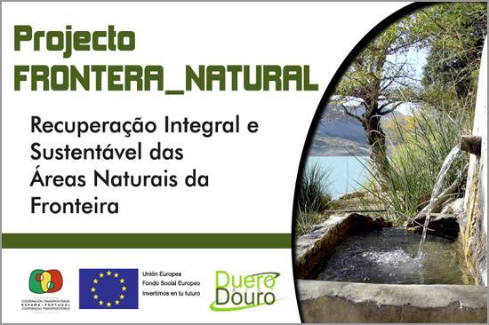 Projecto Fronteira Natural - AECT Duero Douro - Pela Nascente do Côa - José Manuel Campos - Capeia Arraiana