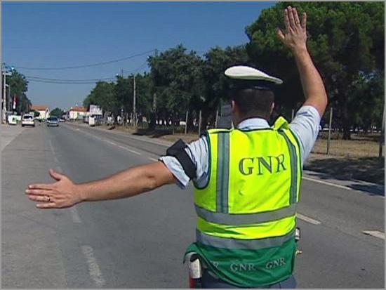 Fiscalização Trânsito - GNR