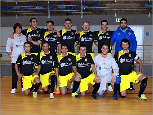 Futsal - Rapoula do Côa - Sabugal+