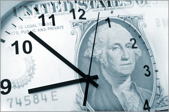 Time is Money - Benjamin Franklin - Capeia Arraiana