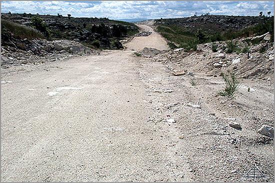 Obras Estrada Ligação Sabugal A23 - Capeia Arraiana