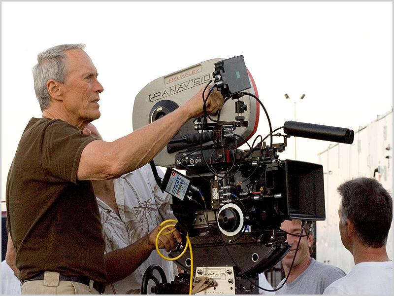 Realizador Clint Eastwood