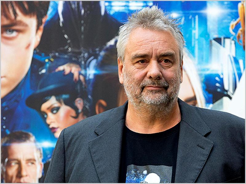Realizador Luc Besson