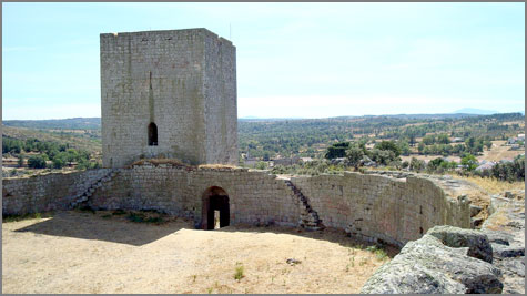 Ruta Castillos - Castelo Vilar Maior - Sabugal