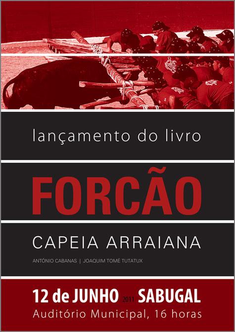 Forcão - Capeia Arraiana - António Cabanas