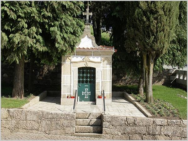Capela do Senhor dos Aflitos no Sabugal - Capeia Arraiana
