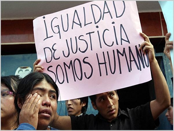 Direitos Humanos e Xenofobia - Igualdade e justiça