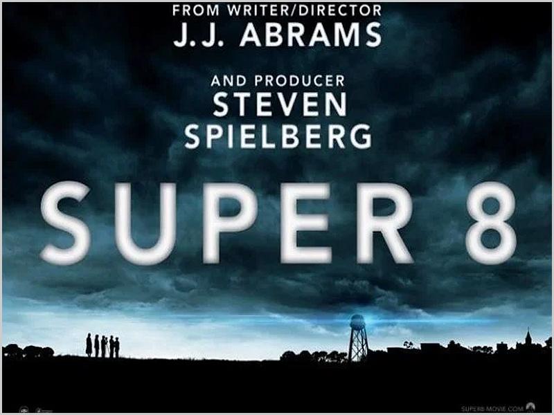«Super 8» de J.J. Abrams e Steven Spielberg