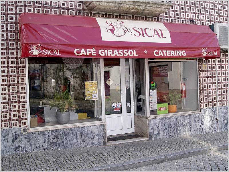 Emblemático Café Girassol no Sabugal