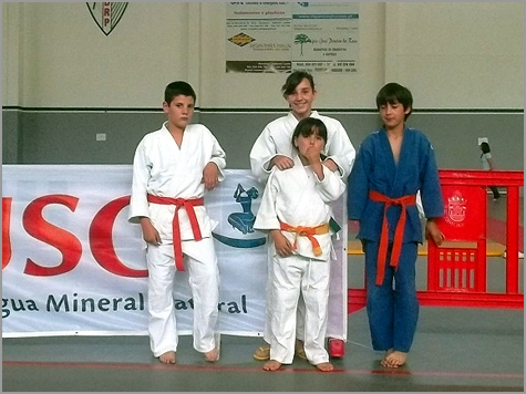 Sporting Clube Sabugal - Judo