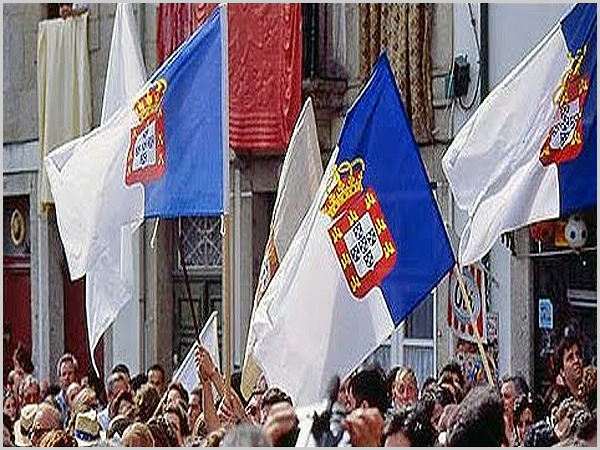 Manifestação da monarquia portuguesa