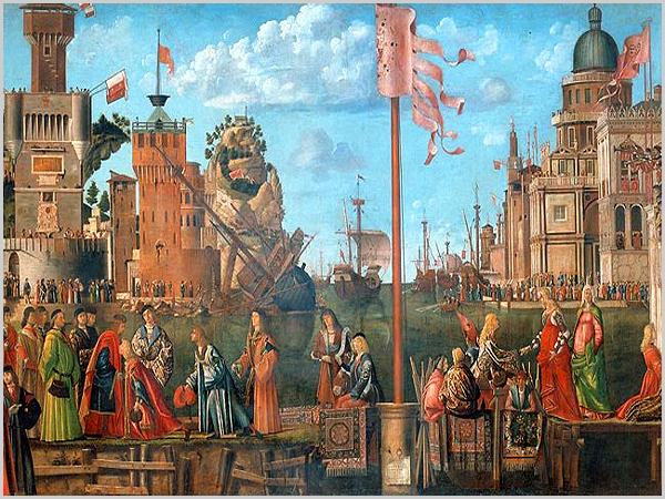 Negociantes em Veneza