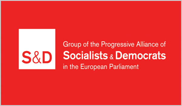 Grupo Parlamanetar dos Socialistas e Democratas no Parlamento Europeu