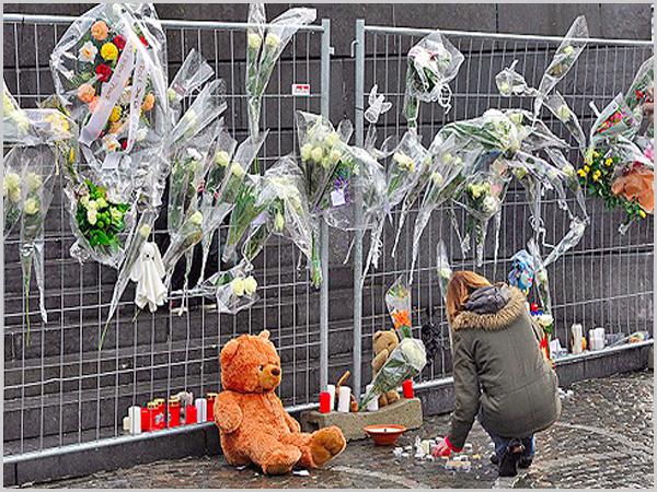 Massacre de Liège na Bélgica
