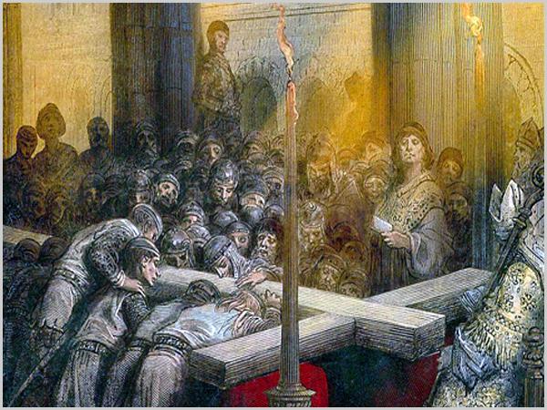 O espírito da Cruzada e dos cruzados