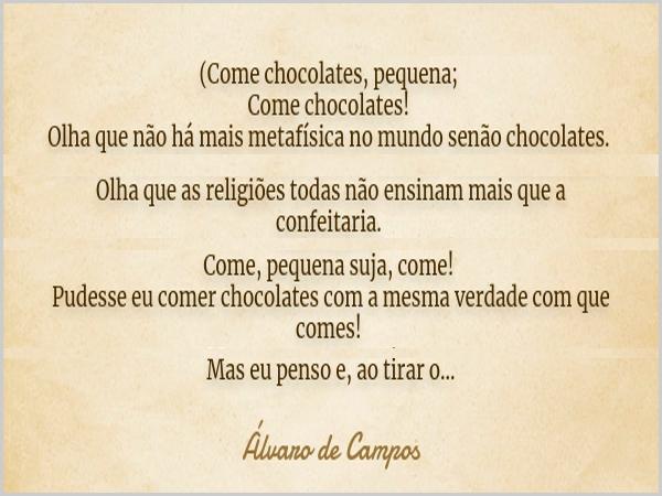 Poema Tabacaria de Fernando Pessoa