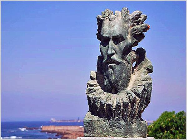 Busto de Luiz de Camões
