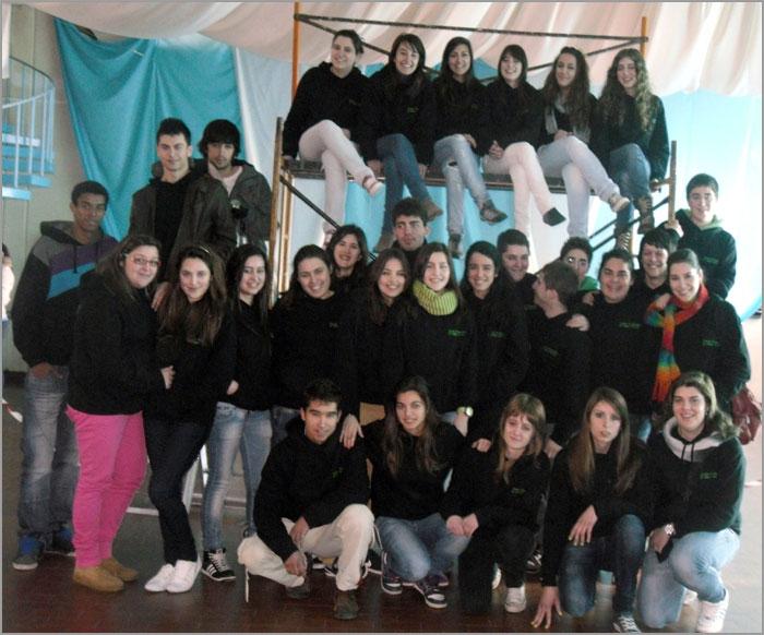 Finalistas Secundária Sabugal 2012